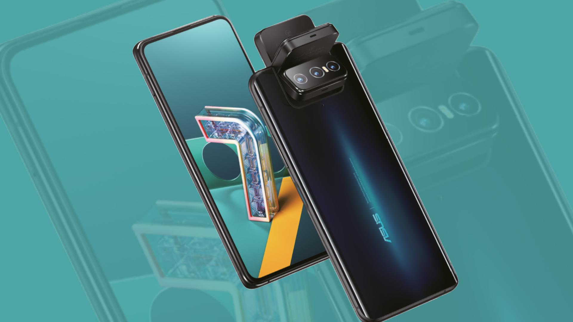 ASUS dévoile ses nouveaux ZenFone 7 avec module Flip Camera