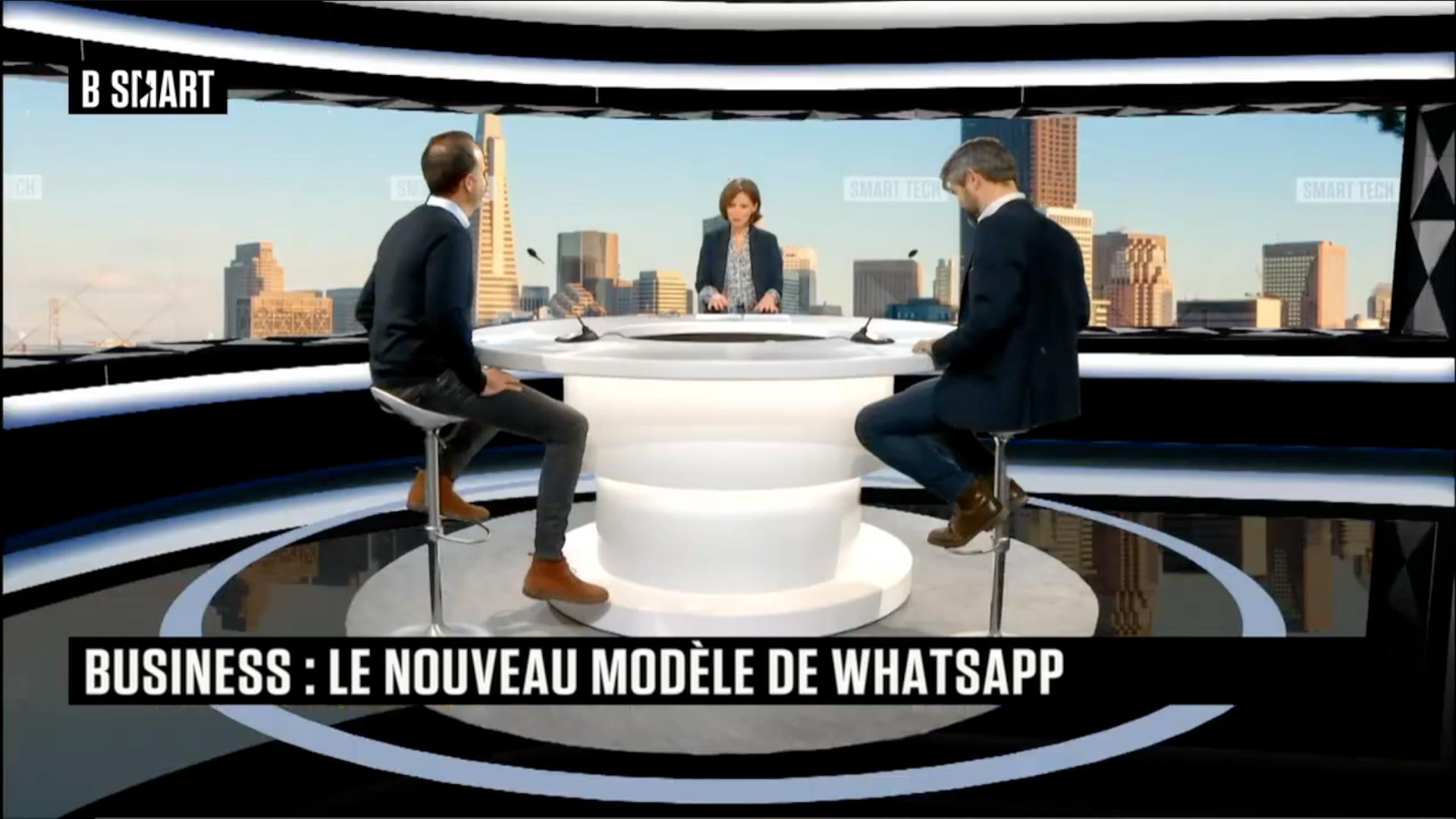 Comment WhatsApp s'ouvre au business