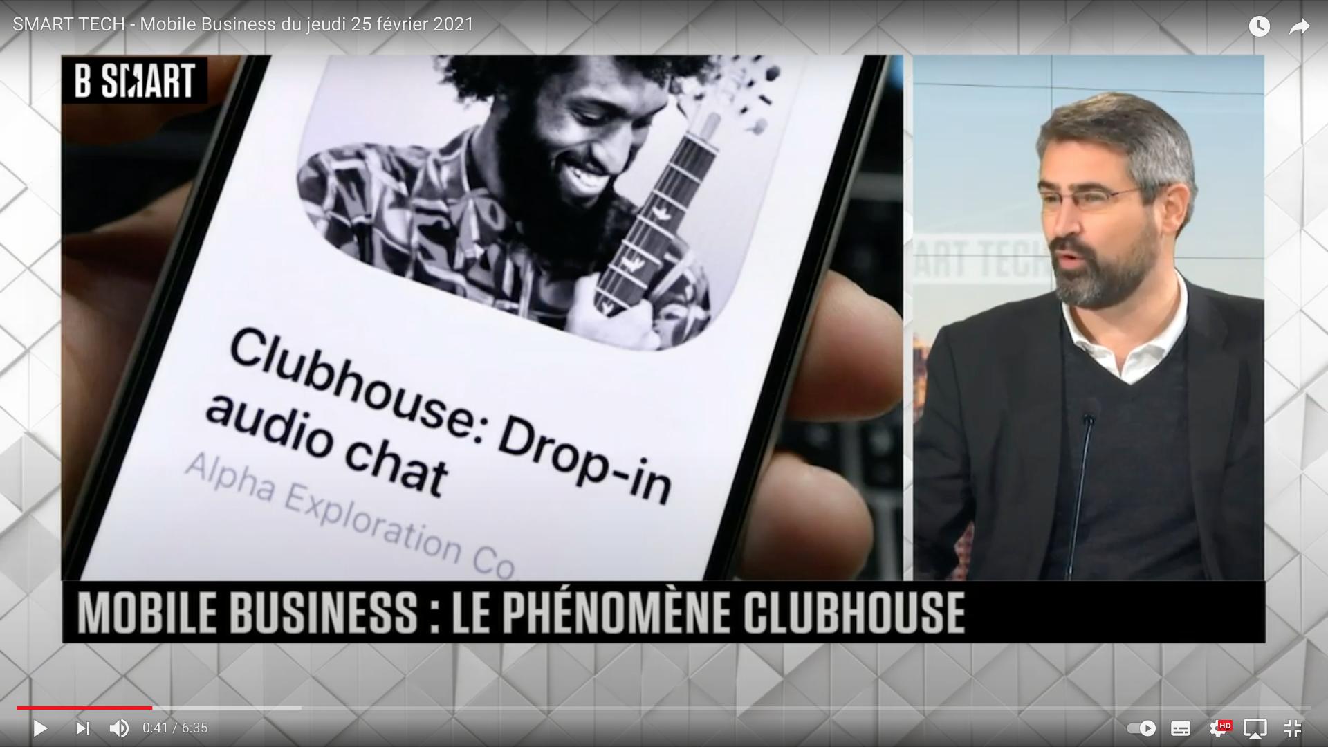 ClubHouse : la nouvelle application où tout le monde se parle (et dont tout le monde parle)
