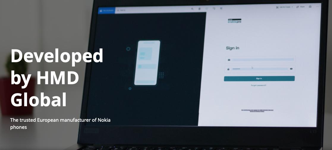 HMD Global (Nokia Phones) se lance dans la gestion de flotte d'entreprise