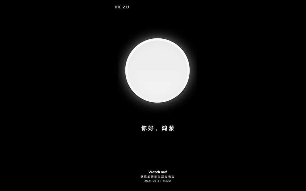 Meizu: Le Premier constructeur sur HarmonyOS,  l'OS de Huawei