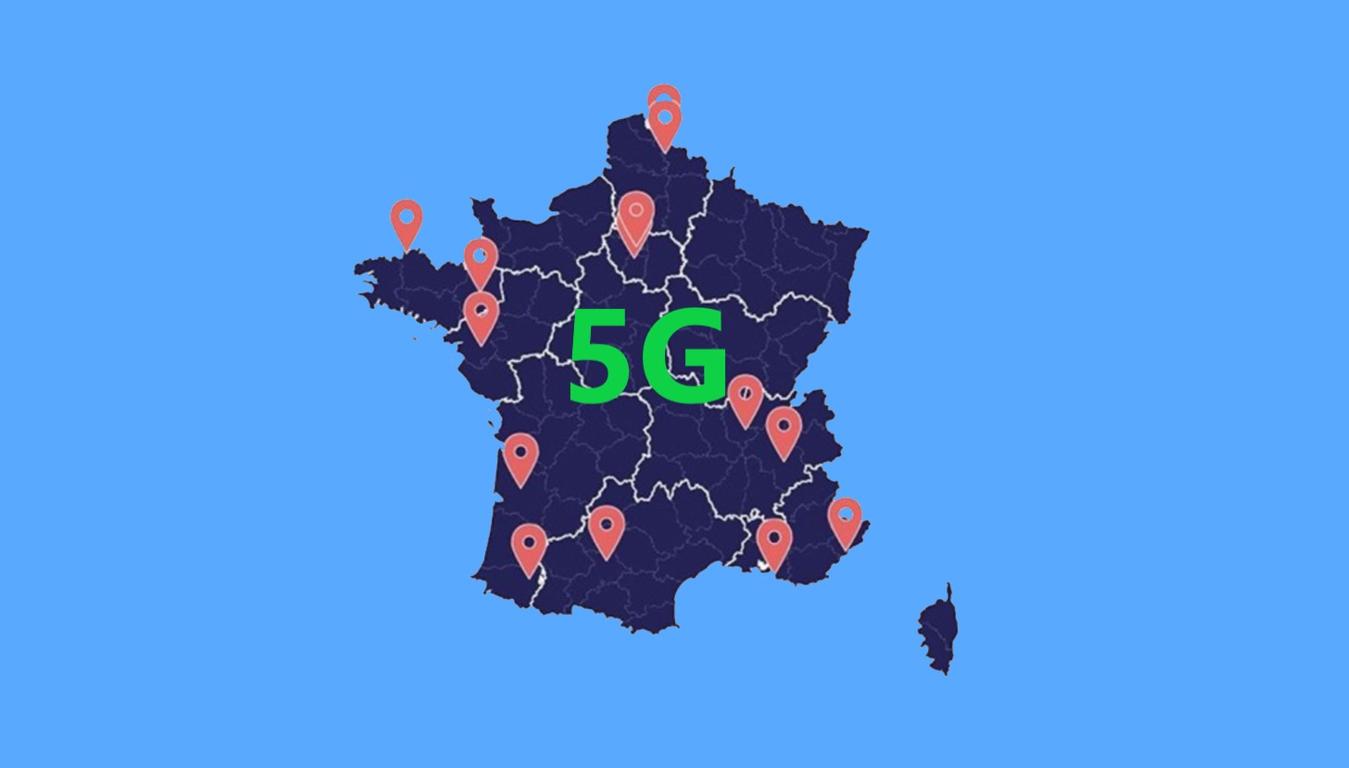 5G : 735 millions d'euros de subventions pour les usages industriels