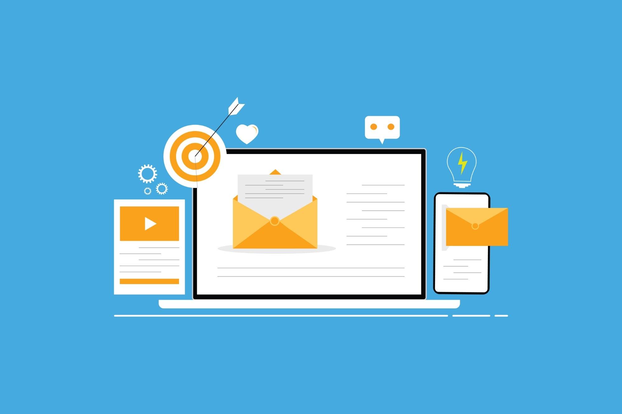 L'e-mail et le SMS plus forts que Facebook et Instagram pour le CRM ?