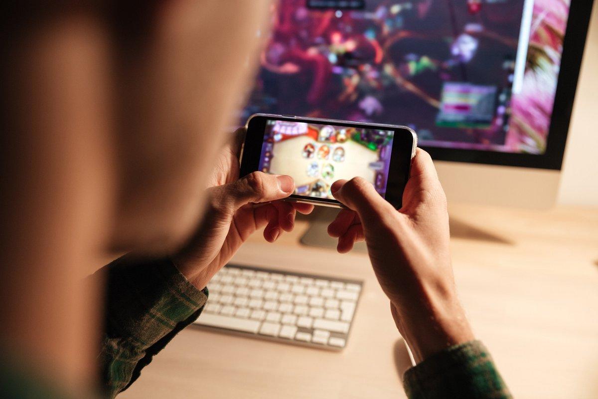 Le mobile se taille la part de lion du marché des jeux vidéo