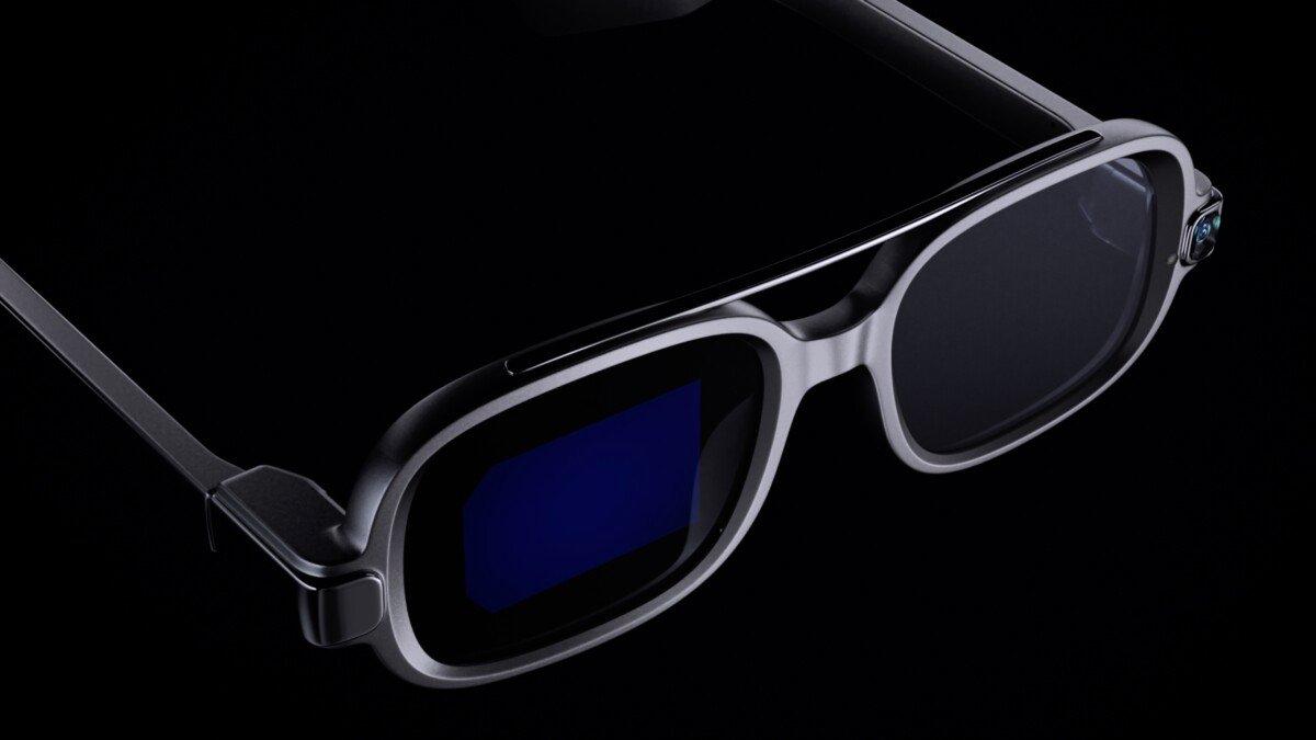Xiaomi dévoile les Xiaomi Smart Glass : Une paire de lunettes connectée