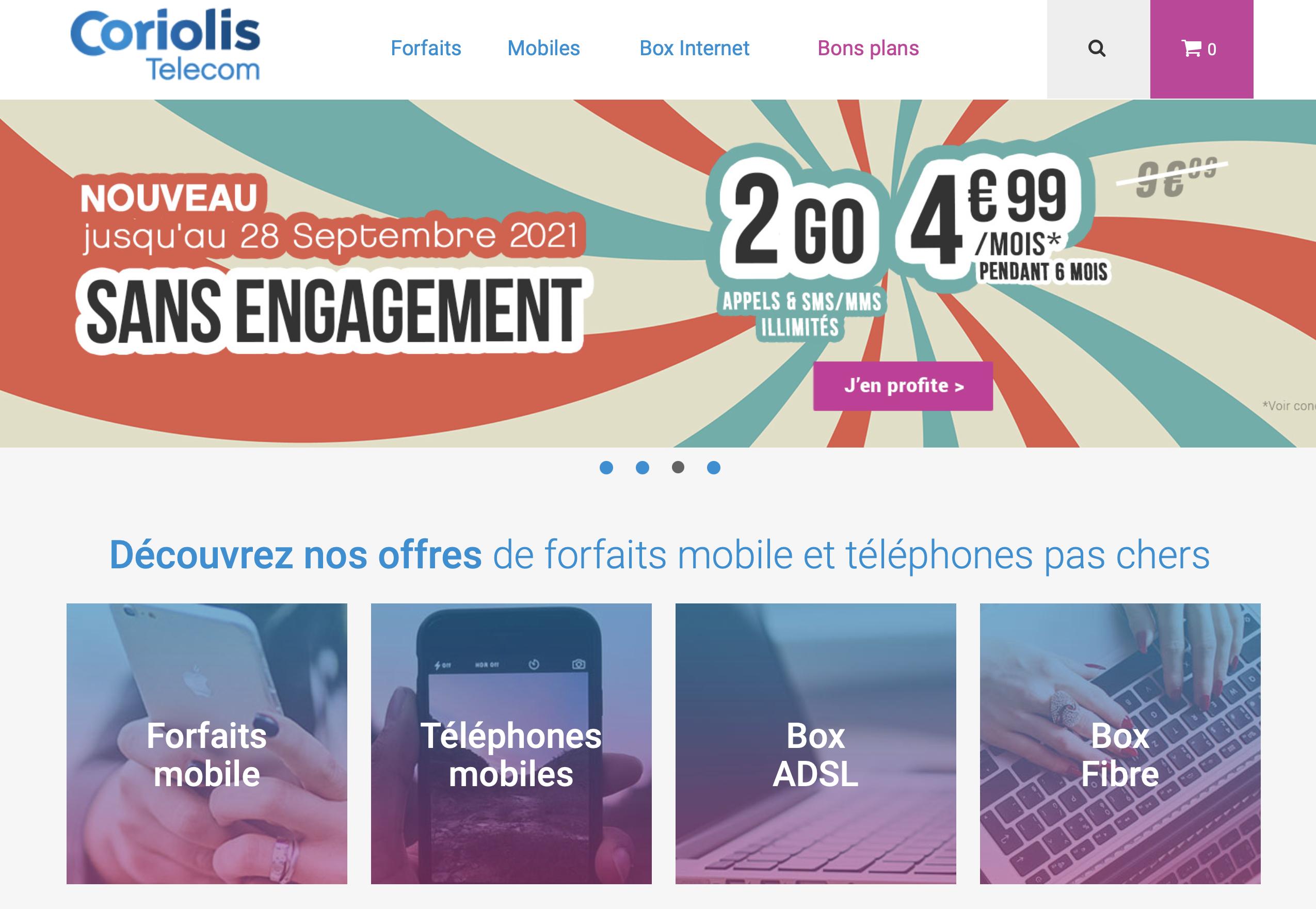 Altice et SFR Rachètent Coriolis et ses 500 000 clients
