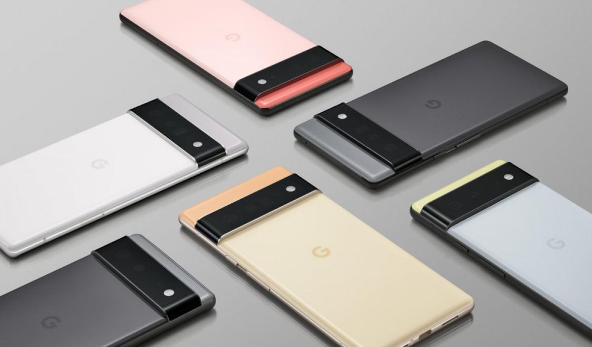 Pixel 6 : Google lancera ses nouveaux smartphones le 19 octobre