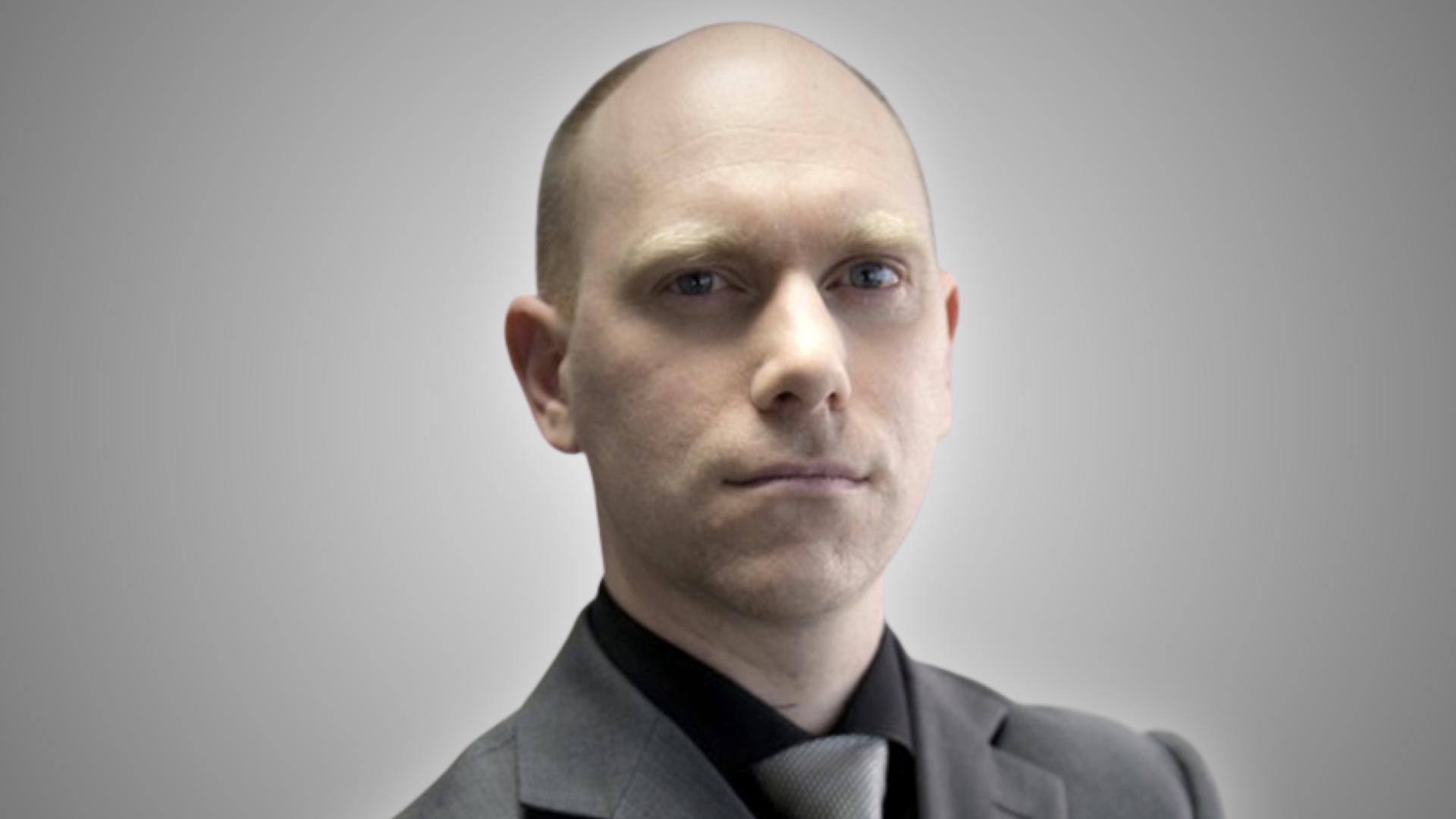Benoit Grunemwald Expert en Cyber sécurité, ESET France