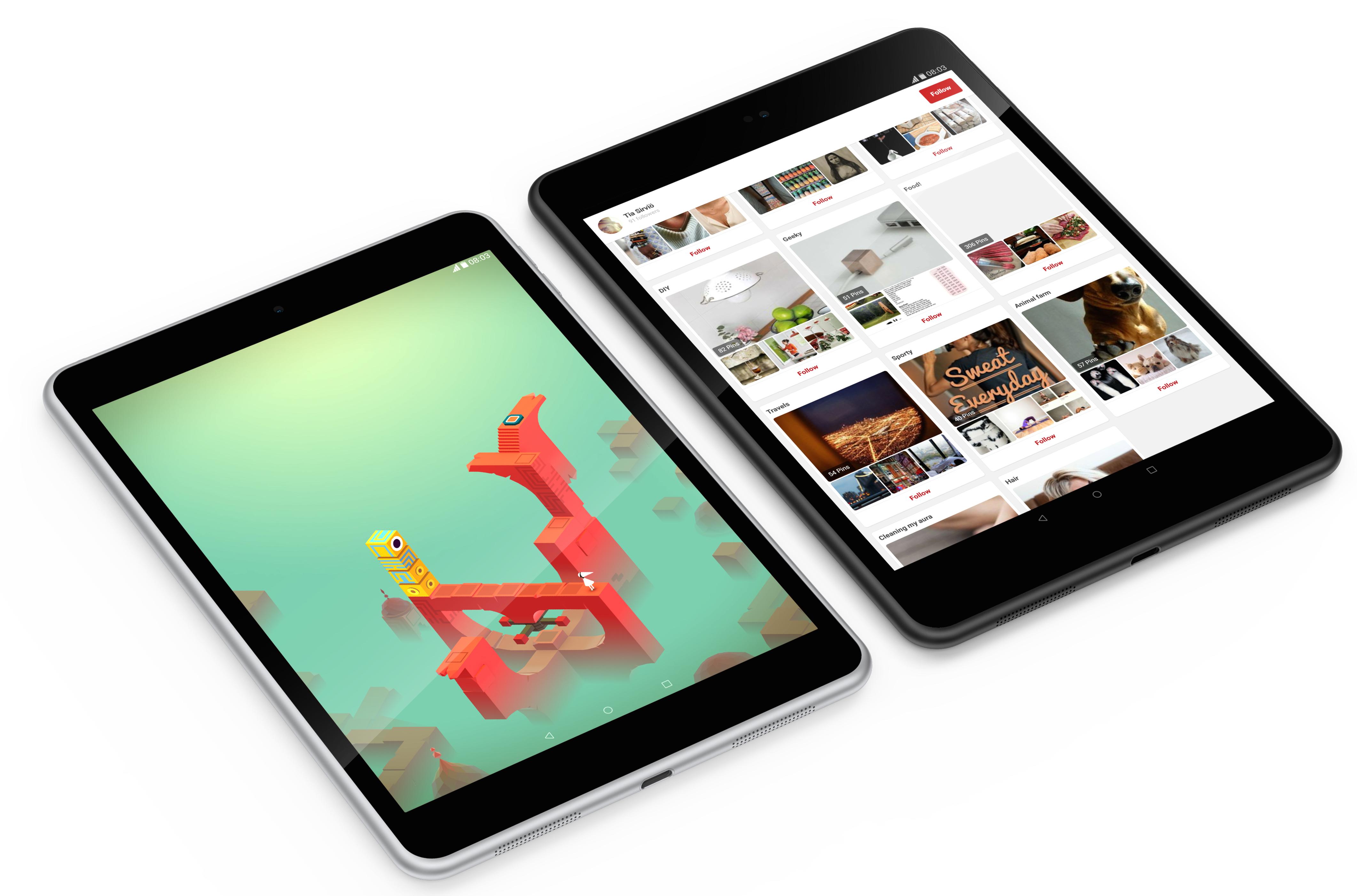 Nokia est de retour avec une tablette Android