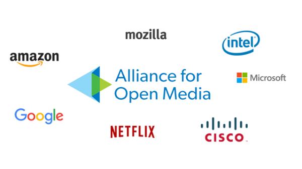 Amazon, Cisco, Google, Intel, Microsoft, Mozilla et Netflix veulent créer un nouveau format vidéo