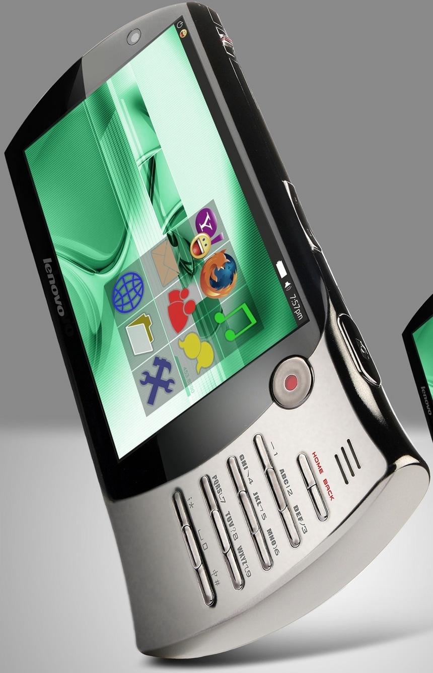 Lenovo dévoile son Ideapad U8