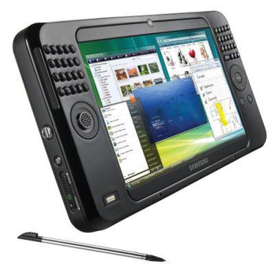 Q1 Ultra Premium : Samsung insiste dans l'UMPC