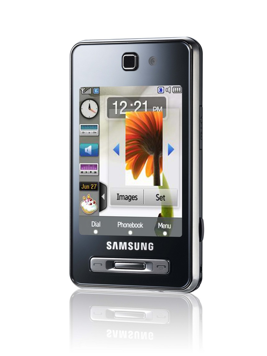 F480 : un second player Samsung avec du « style »