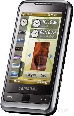 Samsung dévoile le i900 Omnia