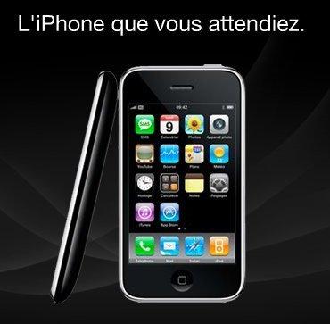 Fnac Mobile aura également son forfait iPhone 3G