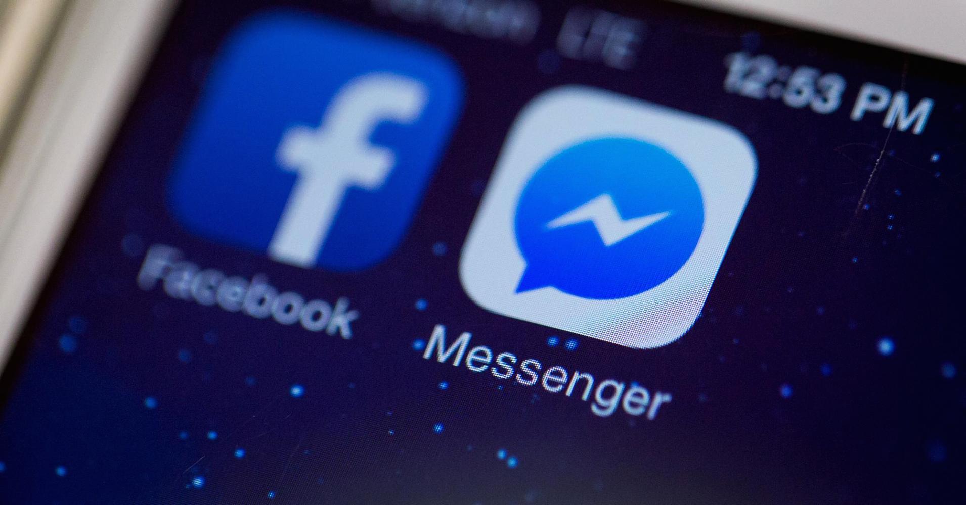Facebook Messenger passe le cap du milliard d'utilisateurs