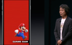 SuperMario à l'assaut de l'iPhone