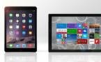 Les ventes de Microsoft Surface en hausse tandis que celles de l'iPad ralentissent