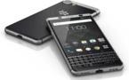 MWC 2017 : TCL Communication dévoile son nouveau smartphone Blackberry, le KEYone