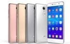 Haier présente trois nouveaux smartphones : Leisure L7, Ginger G7 et G7s