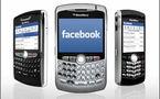 Blackberry met à jour son logiciel pour Facebook