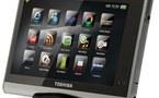 Journe Touch : Toshiba dévoile sa tablette tactile