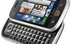 Dext : Le premier Motorola sous Android