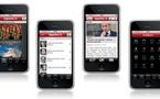 Application : Le Point débarque sur iPhone