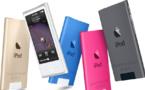 """Les iPod nano & shuffle d'Apple sont officiellement """"morts"""""""
