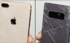 iPhone 8 Plus Vs Galaxy Note 8 – Test de résistance aux chutes [Vidéo]