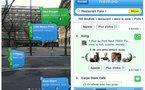 Nomao teste la réalité augmentée dans l'iPhone