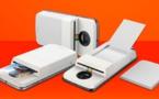 Le dernier Moto Mod de Motorola est une imprimante photo Insta-Share de Polaroid