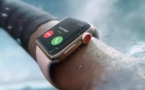 Apple : 3,9 millions d'Apple Watch vendues au troisième trimestre