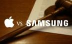Samsung ordonné de payer 539 millions de dollars à Apple pour violation de brevet iPhone