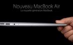 "Macbook Air de 11"" : Un netbook chez Apple"