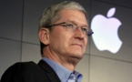 Tim Cook a empoché 701 millions $ en tant que CEO d'Apple, moins que Mark Zuckerberg