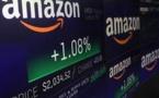 Amazon a lui aussi dépassé brièvement le billion de dollars