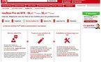 Appels mobiles illimités pour la neufbox pro de SFR