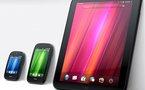 HP dévoile sa tablette TouchPad et deux nouveaux smartphones webOS