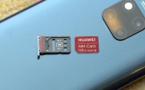 Huawei a décidé de remplacer les microSD par des Nano Memory Cards
