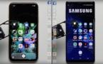Test de rapidité : L'iPhone XR fait presqu'aussi bien que le Galaxy Note 9, avec moins de RAM