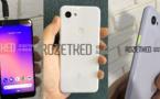 Photos alléguées du Pixel 3 Lite, alias «Sargo», avec prise casque, Snapdragon 670