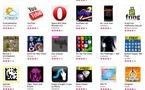 40 000 applications référencées dans l'OVI store de Nokia