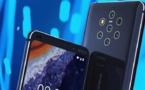 Une vidéo dévoile le nouveau Nokia 9 PureView doté de cinq caméras
