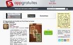 L'appli AppGratuites d'iMediapp installée sur 20% des iPhones français