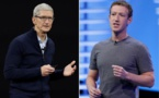 Mark Zuckerberg se joint à Tim Cook pour réclamer un RGPD version USA