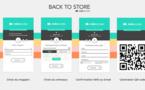 Back to Store : une solution de réservation de visites en point de vente pour les commerçants