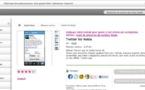 Nokia propose Twitter ... à son milliard d'utilisateurs S40