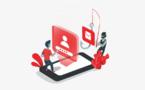 Croissance de +37% du phishing sur mobile en 2020