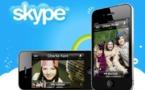 De nouvelles fonctions apportées à Skype pour iOS